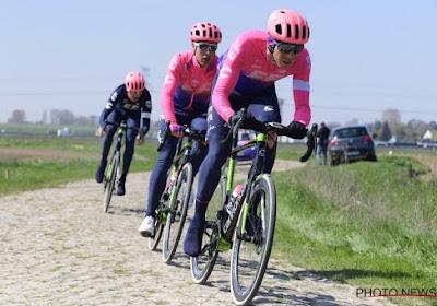 """Vanmarcke: """"Hoop op Parijs-Nice, maar plots staan dertig renners te drummen voor acht plaatsen"""""""