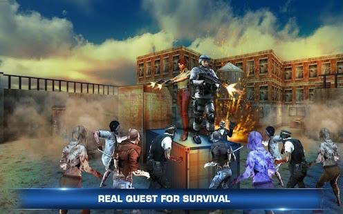 Zombie Frontier 3D- screenshot thumbnail