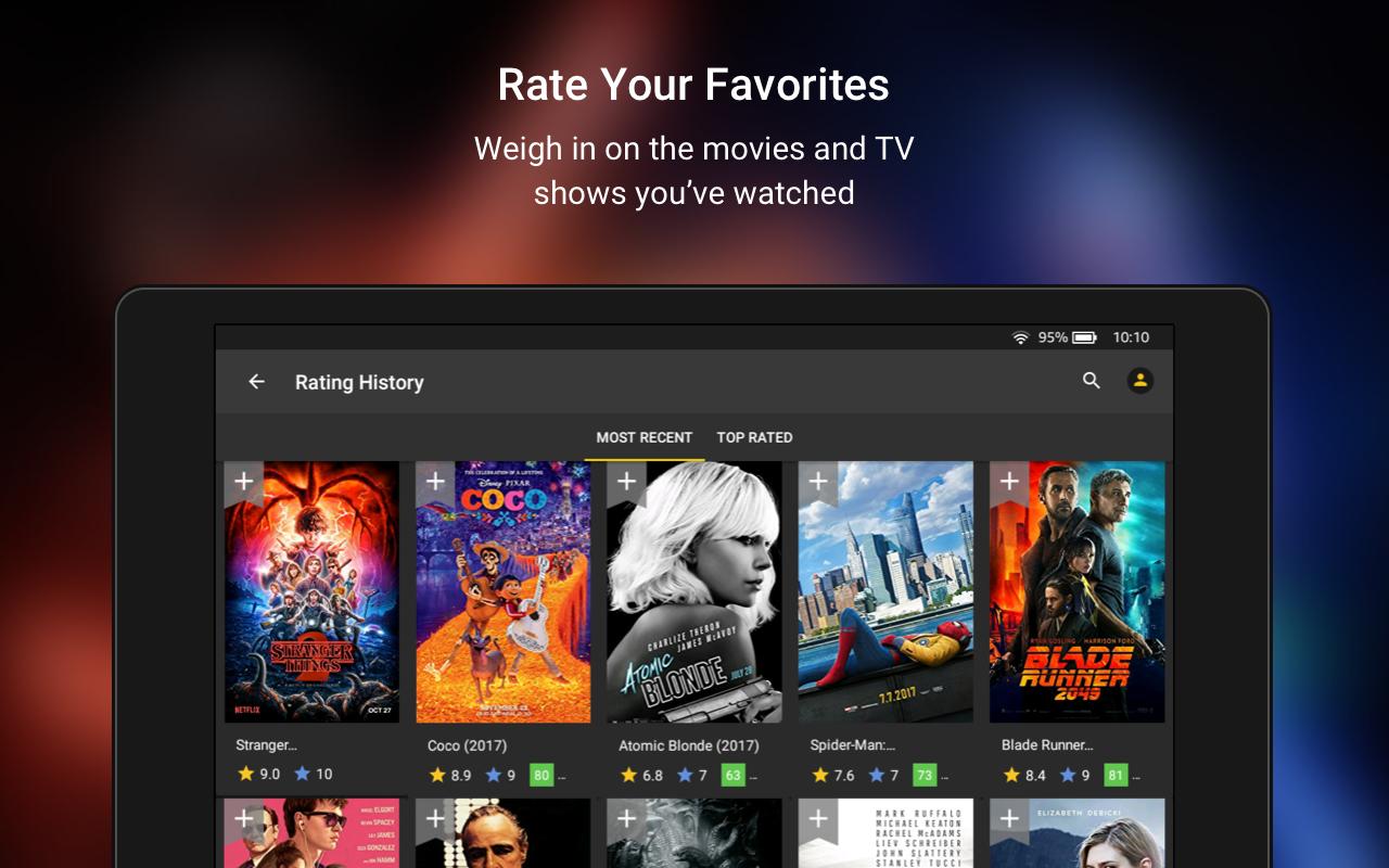IMDb Movies & TV screenshots