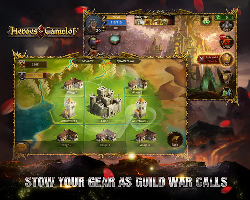 Heroes of Camelot filehippodl screenshot 13