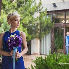Wedding photographer Anna Dombrovskaya (AnnaDombrovska). Photo of 18.07.2017