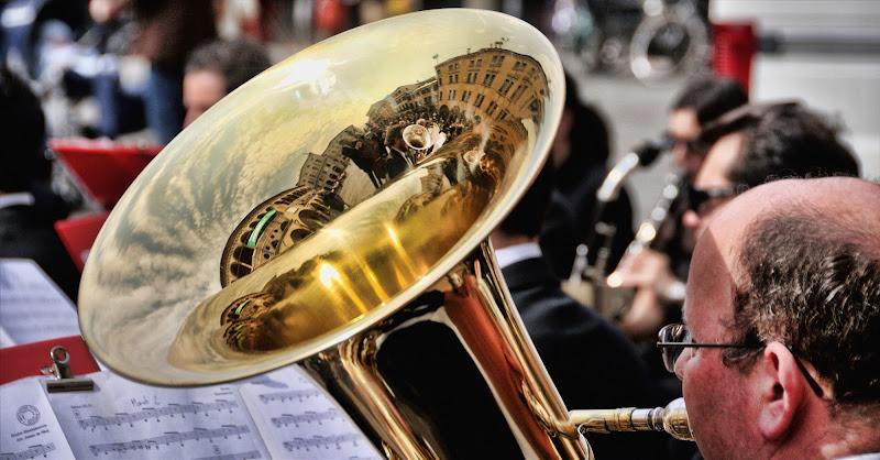 Concerto in piazza di vitomaso