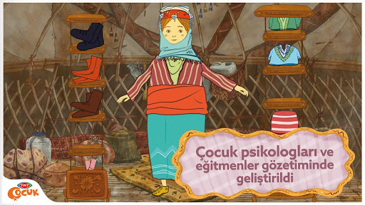 TRT Maysa ve Bulut screenshot 4