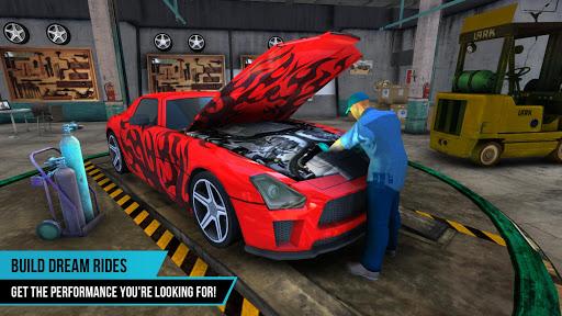 Car Mechanic Simulator Game 3D  screenshots 7