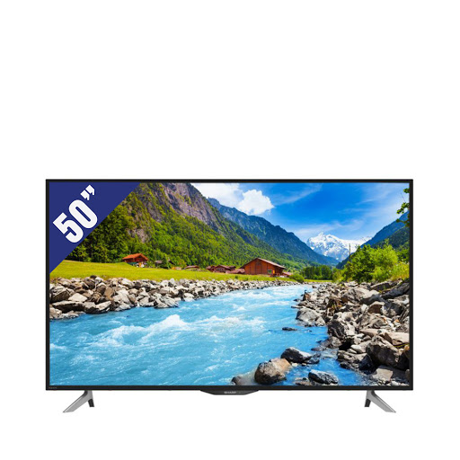 Smart Tivi 4K Sharp 50 Inch LC-50UA6500X