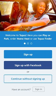 Topaz Energy- screenshot thumbnail