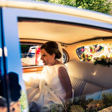 Wedding photographer Alfonso Gangutia (gangutia). Photo of 02.11.2017