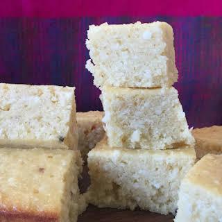 Baath Cake (Semolina & Coconut Cake).