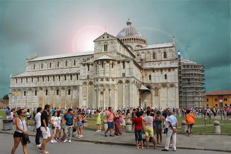 Passanti e turisti di Photolo