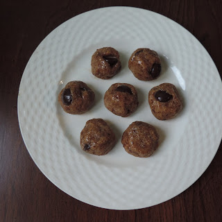 Cookie Dough Protein Bites Recipe