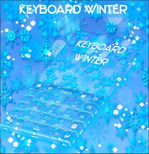 GO Keyboard Winter Themes- screenshot thumbnail