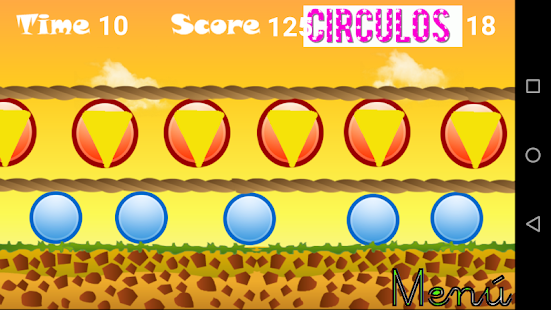 touchGeo: miniatura de captura de pantalla
