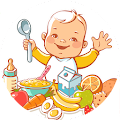 Baby Led Weaning - Guide & Recipes APK