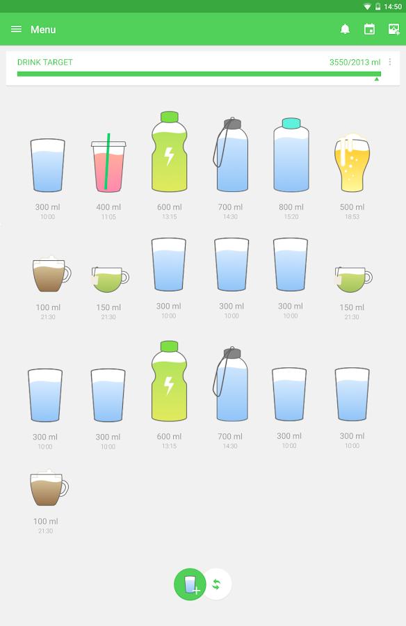 Water Your Body - screenshot