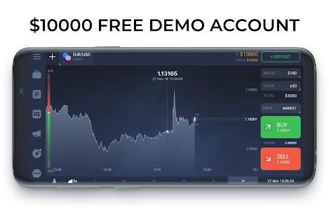 IQ Option – Forex & Stocks Trading App 1