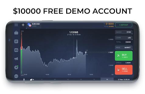 Download IQ Option – Forex & Stocks Trading App APK
