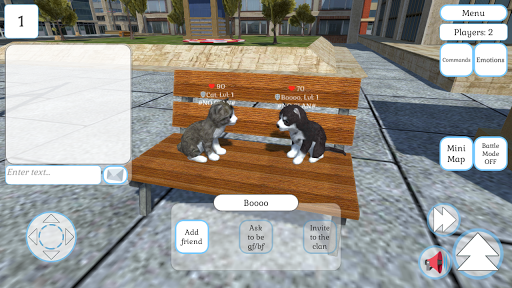 Cute Cat And Puppy World modavailable screenshots 3
