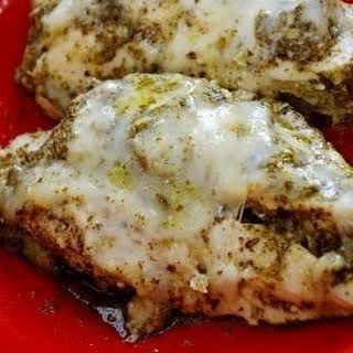 Pesto Chicken Crock Pot Recipes.