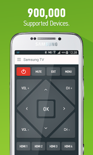 AnyMote Universal Remote + WiFi Smart Home Control Screenshot