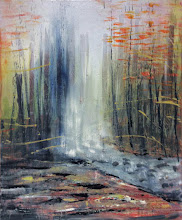 Photo: Light in the Forest SOLD 24 x 30