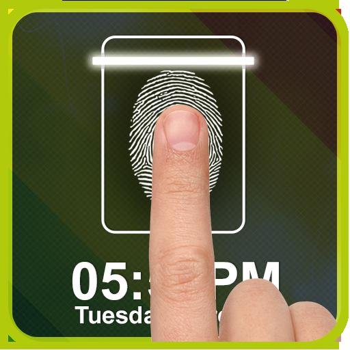 Finger Print Scanner Prank LOGO-APP點子