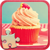 Cupcakes Jigsaw Puzzle Game