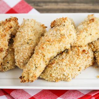 Crispy Ranch Chicken Fingers