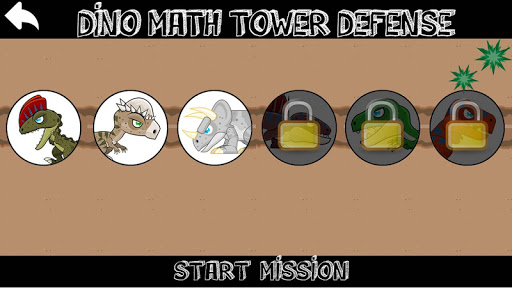 玩免費策略APP|下載恐龙突袭:数学塔防大作战 app不用錢|硬是要APP