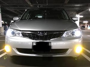インプレッサ アネシス GE3 コンフォートセレクション2 1.5i AWD H21年式のカスタム事例画像 伝廣さんの2018年07月13日22:08の投稿