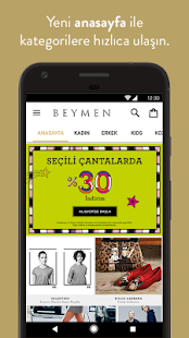 Beymen- screenshot thumbnail