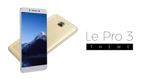 Theme for LeEco Le Pro 3  screenshots 1