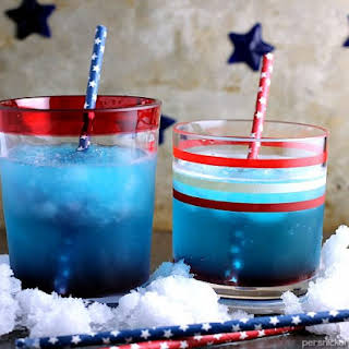 Patriotic Cocktail.