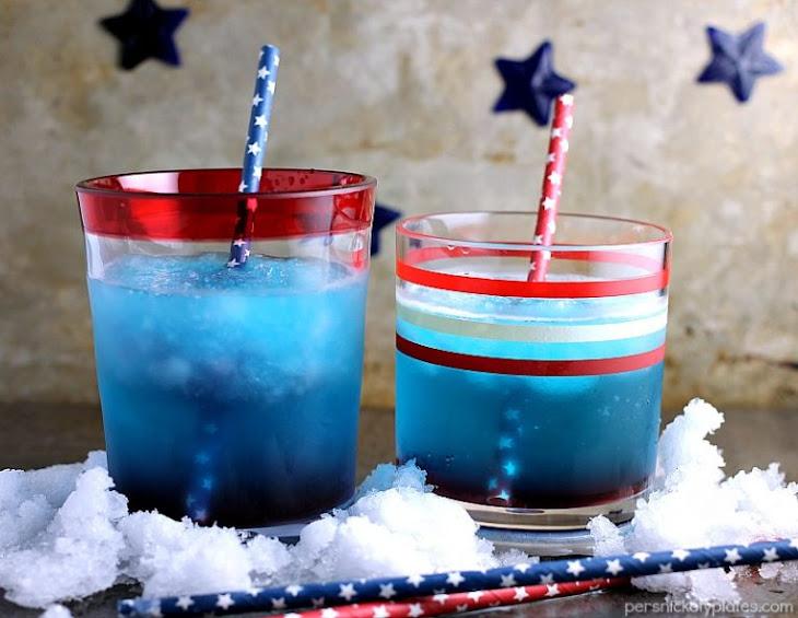 Patriotic Cocktail Recipe