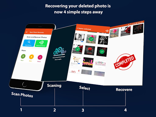 Recover Deleted Pictures: Photos Recovery App ss1
