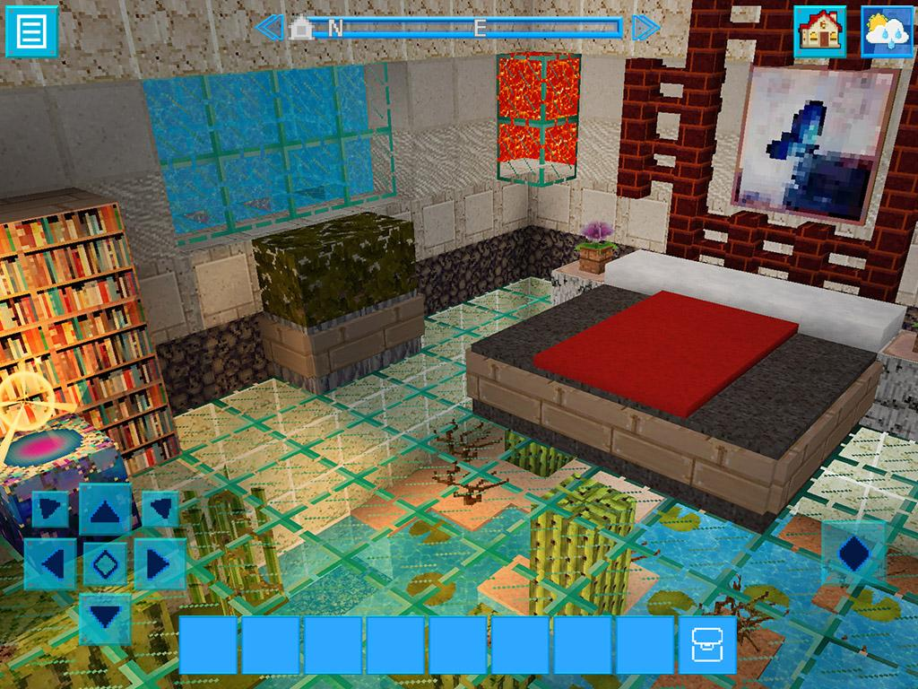 Adventurecraft 3d block building survival craft for Block craft 3d online play