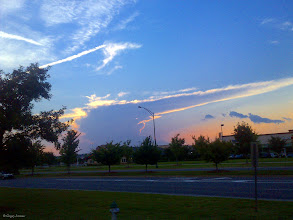 Photo: June 25, 2012 - Elongated Anvil #creative366project curated by +Jeff Matsuya and +Takahiro Yamamoto #under5k +Creative 366 Project  The second of my very long days...ended up with another mobile pic of an elongated thunderstorm anvil.