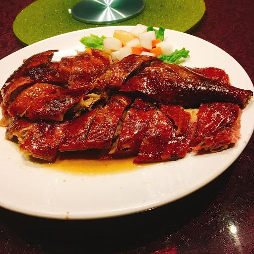 北部朋友來訪指定餐廳 阿秋大肥鵝很不錯啊!