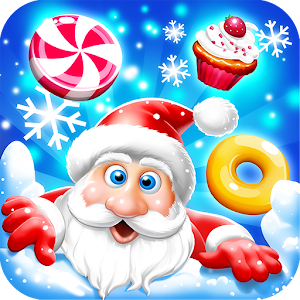 Candy World - Christmas Games Match 3 Fever