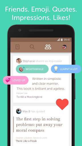 Bookmate — reload your reading