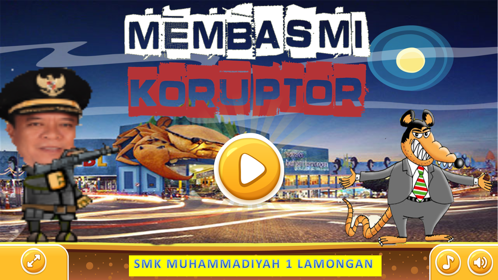 Membasmi Koruptor- screenshot