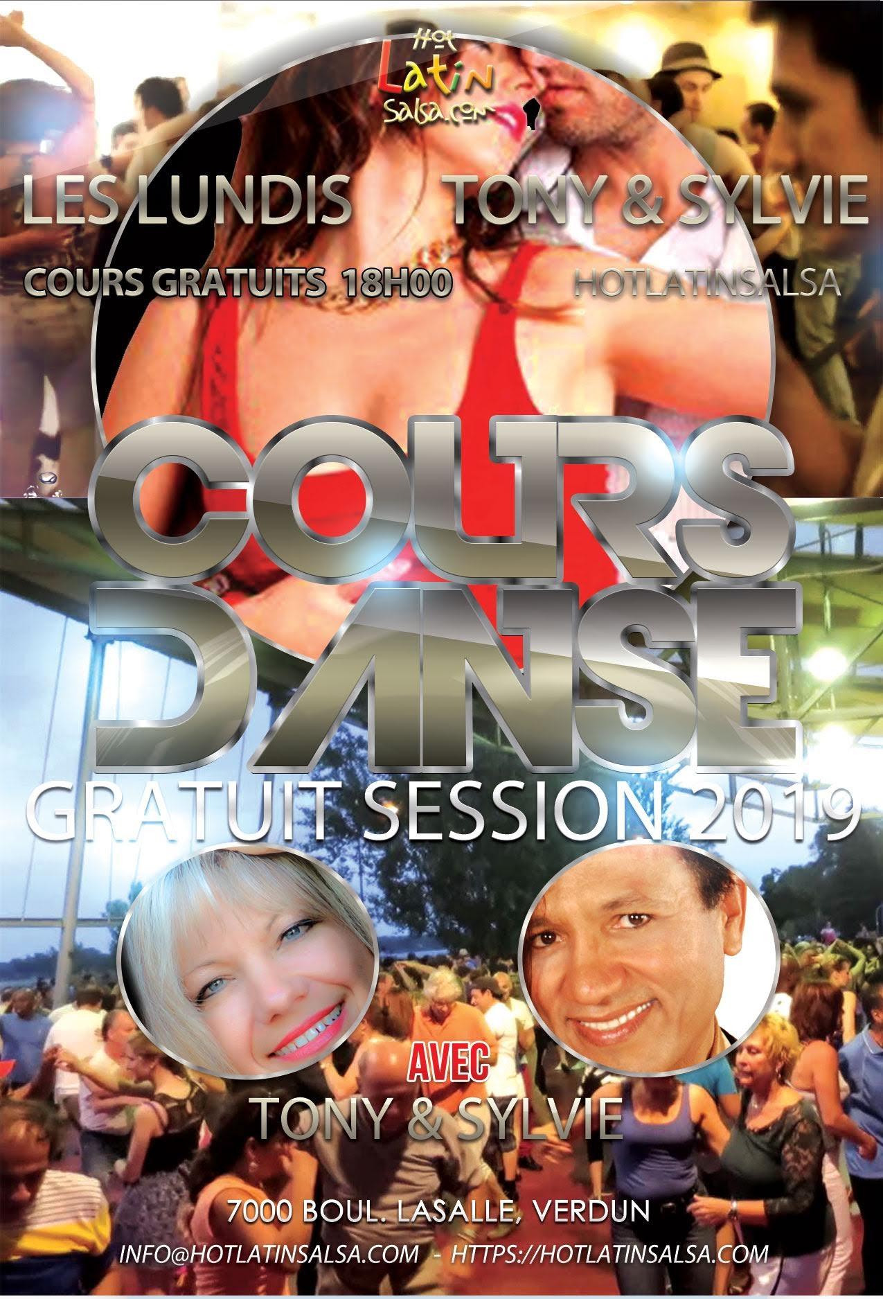 cours danse salsa Montreal lasalle Verdun - classe de danse bachata
