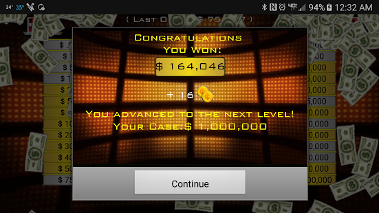 Deal To Be A Millionare!- screenshot thumbnail