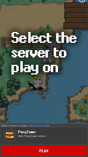 Pony Town android2mod screenshots 1