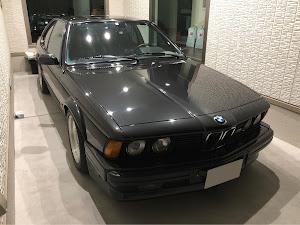 M6 E24 88年式 D車のカスタム事例画像 とありくさんの2019年08月09日06:47の投稿