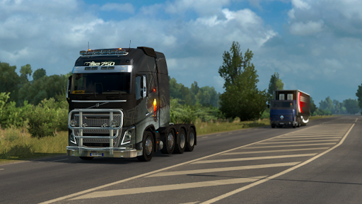 Euro Truck Drifting Simulator (Heavy Truck Driver) 1.5 screenshots 3
