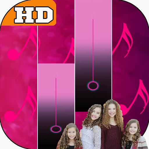 Haschak Sisters Piano Game