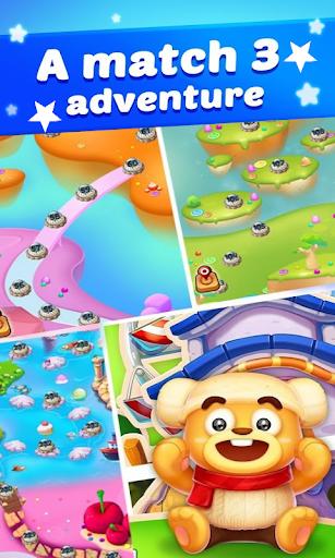 Lollipop Candy 2020: Match 3 Games & Lollipops android2mod screenshots 3