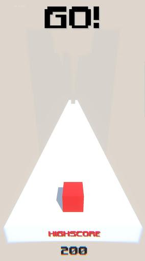 Cube Run screenshot 1