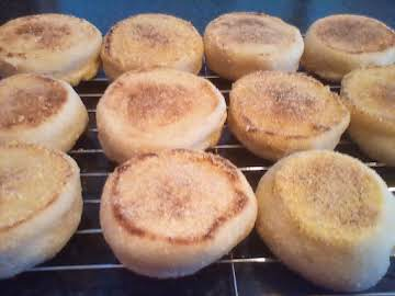 The Best Fluffy and Light English Muffins