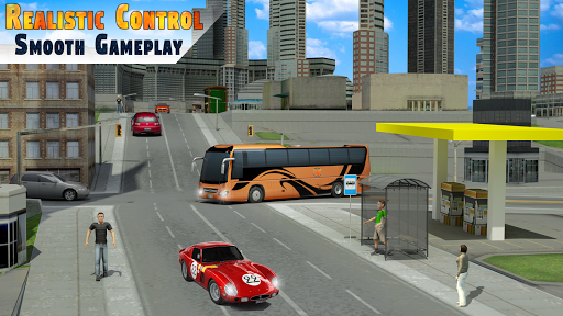 City Bus Simulator 3D - Addictive Bus Driving game 1.1.8 screenshots 2
